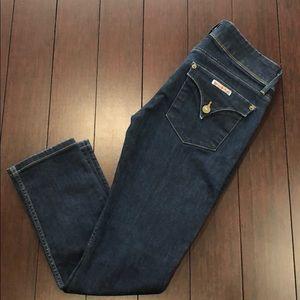 Hudson Jeans Collin Flap Skinny Jeans size 27
